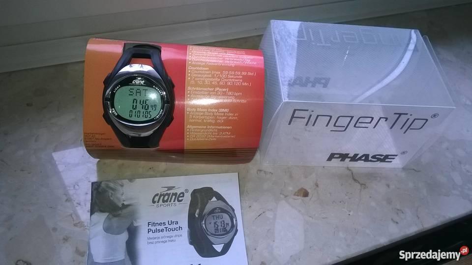 zegarek do biegania z pulsometrem