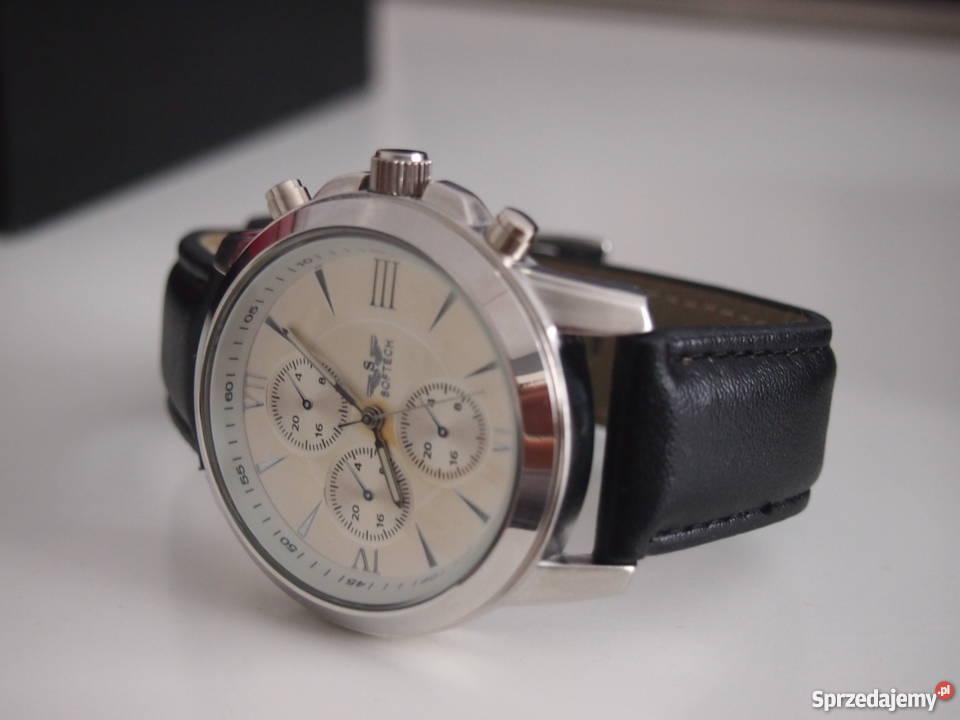 Zegarek jest wyznacznikiem elegancji i klasy