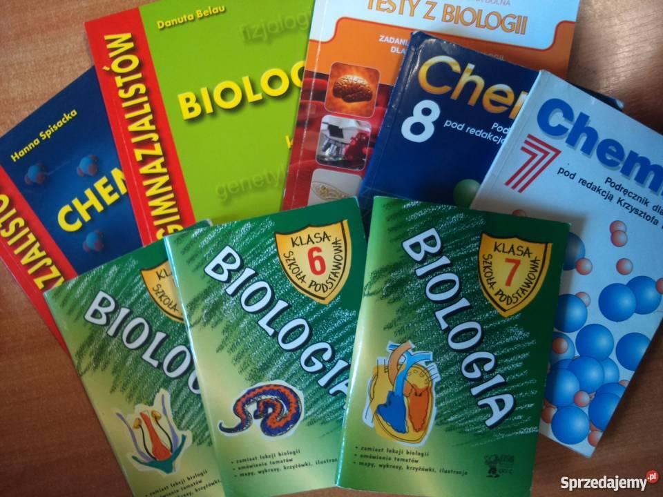 Podręczniki do różnych przedmiotów w szkole podstawowej